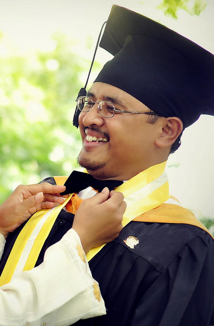 Mukhtar Hanafi, ST., MCs.